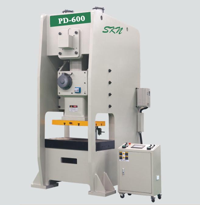PD-600T半闭式高强板冲床